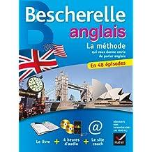 Bescherelle Anglais La méthode (coffret): Méthode d'anglais : débutants - niveau intermédiaire