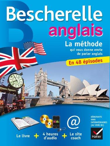Bescherelle Anglais La méthode (coffret): Méthode d'anglais : débutants - niveau intermédiaire par Wilfrid Rotgé