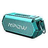 Mpow Altavoz Bluetooth con Conductor Dual Estéreo, Armor Altavoces Inalámbricos Manos Libres...