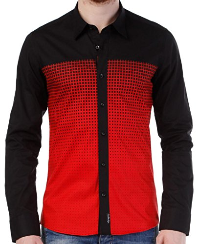 RED BRIDGE - Chemise casual - Homme Rouge