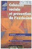 Cohesion Sociale et Prevention de l'Exclusion Xie Plan...