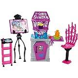 Monster High Atelier d'Arts Plastiques (accessoires d'enfer)