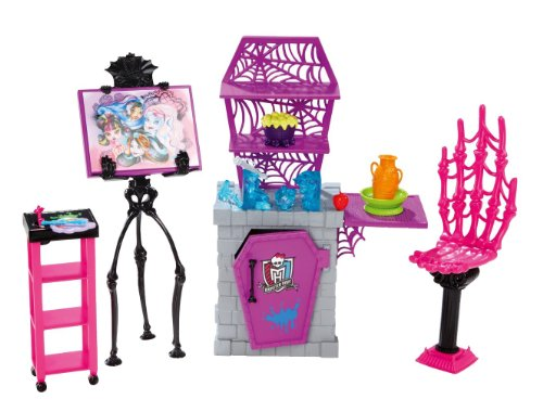 Mattel BDD83 - Monster High Art Class (Monster High Clearance)