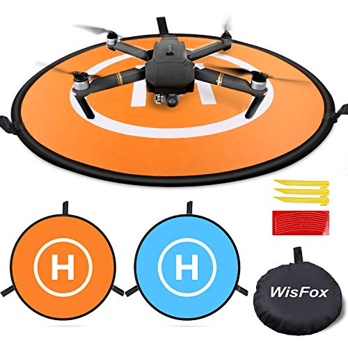 WisFox Landing Pad Drone Tapis D'atterrissage...