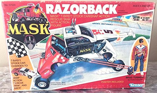 Razorback MASK vehicle toy