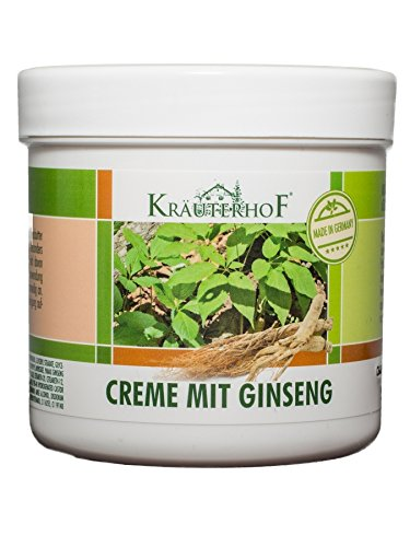 Kräuterhof 10458 Creme mit Ginseng 250ml (K2/20)