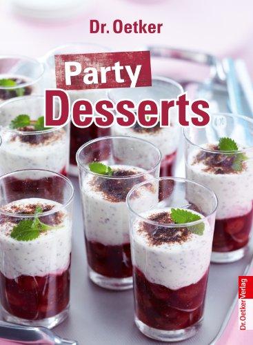 Party Desserts -