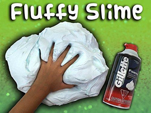 How to make Fluffy Slime Pva-serie