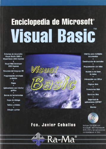 Enciclopedia de Microsoft Visual Basic .NET.