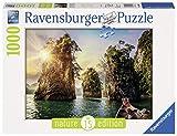 Ravensburger 13968 - Puzzle per adulti, motivo: 3 Rocks in Cheow, Thailandia