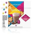 Café Royal Kids Chocolate Neue Generation, 16 kompatible Kapseln für Nescafé Dolce Gusto (1 x 16 Kapseln)