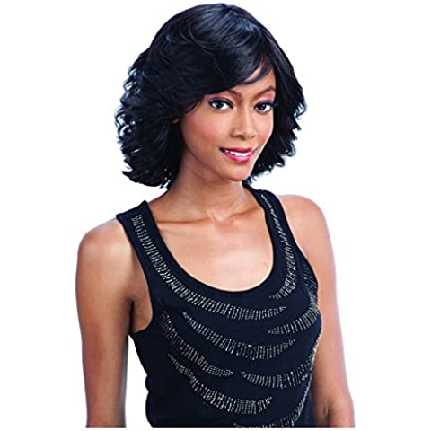 Shake-N-Go Equal Green Cap Protective Style Wig - 007 (4 - Med Brn) by FREETRESS EQUAL