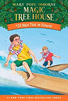 High Tide in Hawaii (Magic Tree House Book 28) by [Osborne, Mary Pope]