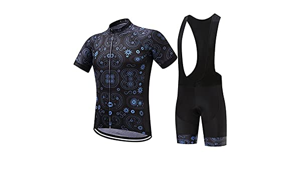 Cycling Jersey Reflective Maillot Ropa Ciclism Men Bike Bicycle Jersey  Cycling Cloth 3D Pad Outdoor Jersey 4d9207903