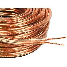 Philex 19829R20 - Cable OFC para altavoz de 79 hebras para sistema de Home Cinema (20 m)