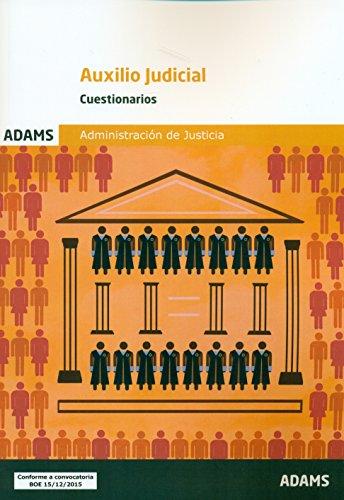 Auxilio Judicial. Cuestionarios por VV.AA.