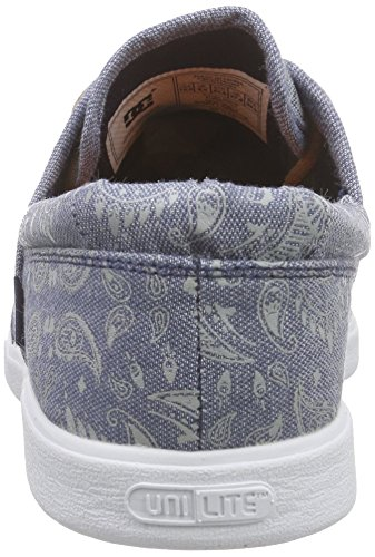 DC Shoes Haven Tx Se J Shoe, Baskets Basses femme Gris - Grau (GR3)