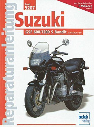 Suzuki GSF 600 / 1200 S Bandit ab Baujahr 1995