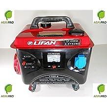 Grupo electrógeno generador de corriente 800 W gasolina Mono portátil 4 tiempos