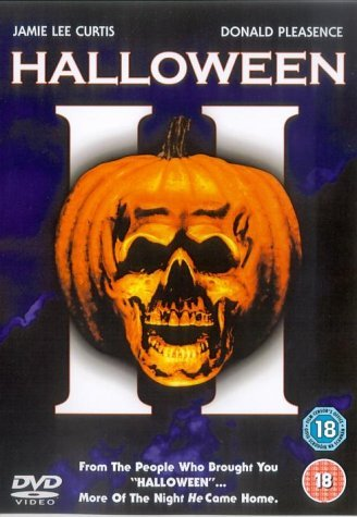 Halloween II [DVD] by Jamie Lee Curtis
