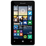 Microsoft Lumia 435 8GB 4G Unlocked GSM Windows - (White)