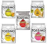 Tassimo Tee-Paket Grande: Alle Tassimo Teesorten