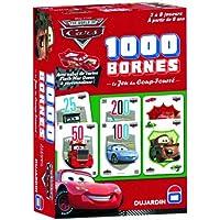Dujardin - 59005 - Jeu de Cartes - 1000 Bornes Cars