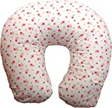 #6: Bottom Genius Feeding Pillow And Positioner With 100% Cotton Baby Printed Slipcover