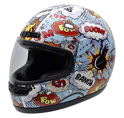 NZI 050323G710 Activy Junior Boom Casco De Moto