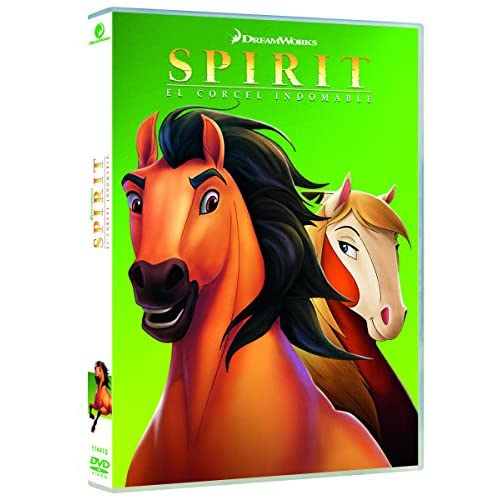Spirit [DVD] 1