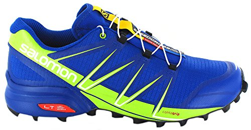 Salomon Speedcross Pro Scarpe Da Trail Corsa - SS17 Blue