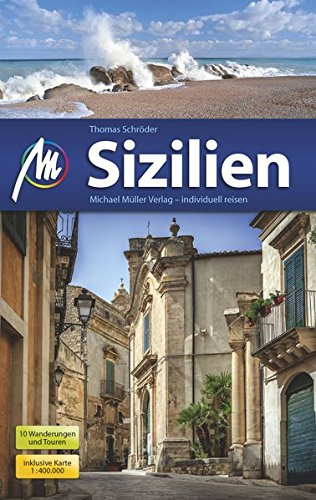 Sizilien: Reiseführer mit vielen praktischen Tipps.