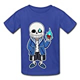 Rose Memery T-shirt enfant Undertale -  violet - M