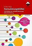 Formulierungshilfen: Aktivitäten der sozialen Betreuung dokumentieren (REIHE POWERBOOK)