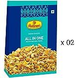 Haldiram's Nagpur All in One (Pack of 2)