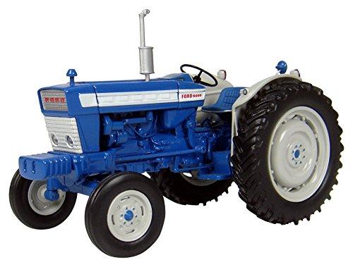 Universal Hobbies-uh2808-Traktor-Ford 5000von 1964-Echelle 1/32-Blau
