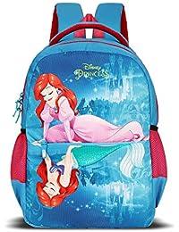 Priority Ariel Teal Blue Casual Backpack|Kid's School Bag