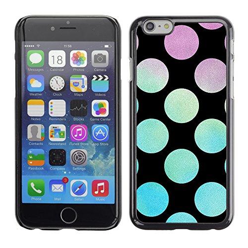 Graphic4You BLACK WHITE MAZE Muster Harte Hülle Case Tasche Schutzhülle für Apple iPhone 6 / 6S Design #18
