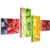 Amazon.it: quadri moderni cucina frutta: Casa e cucina