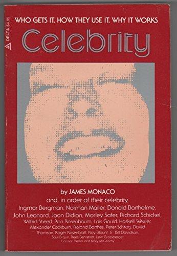 Celebrity by James Monaco et. al. (1978-08-01)