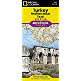 TURKEY/MEDITERRANEAN COAST 1/760.000