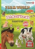SCHLEICH® Farm World - Stickerbuch Bauernhof