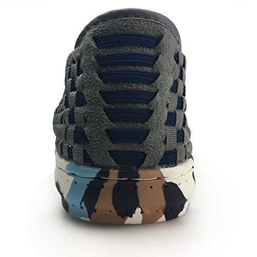 XiaoYouYu - Sportswear homme noir foncé