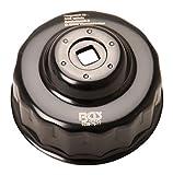 Bgs1039-75-77 - Chiave A Tazza Tappo Filtro Olio 75Mm X P77