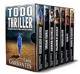 Todo Thriller: Los mejores libros en español de misterio y ...