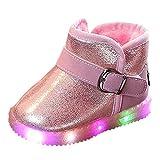 LiucheHD Stivali Ragazza Sneaker per Bambini e Ragazzi Bambini Scarpe LED  Ginnastica Bambino Scarpe Lampeggiante Sneakers b00b6f46c02
