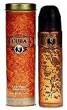 Cuba Paris Herrenduft Gold Eau De Toilette Natural Spray 100 ml