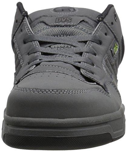 DVS Enduro Heir Grey Lime Black Trubuck Grey