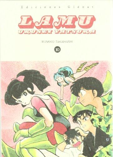 Lamu Urusei Yatsura 10 par Rumiko Takahashi