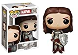Lady Sif: Funko POP! x Marvel Universe - Thor Bobble-Head Vinyl Figure by Marvel Universe: Thor